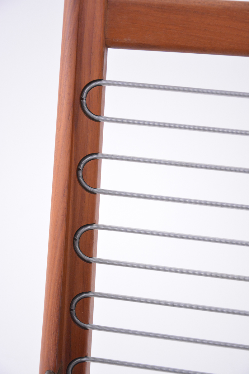 Replacement Spring For Midcentury Chairs Clear Vinyl