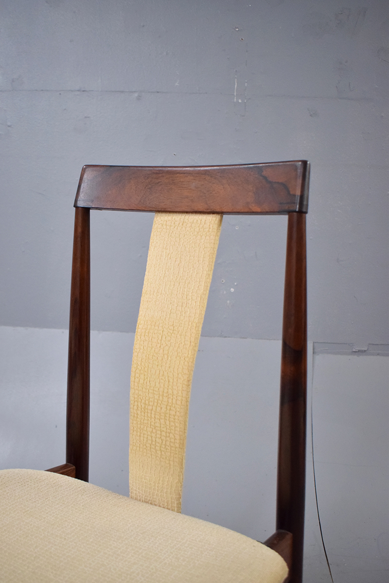 Price £1895 Vintage Danish Dining Chairs In Rosewood. Hans Olsen Design  Model 771