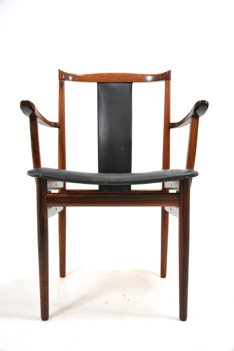 Retro Danish Design Armchairs £495 Each, 4 Available