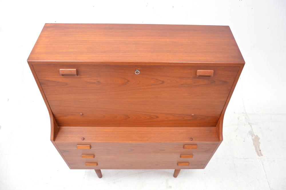 Bureau Desks For Sale Victorian Teak Bureau By Arne