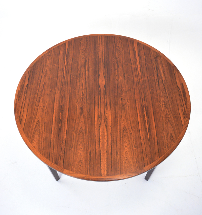 Rosewood Flip Flap Table Dyrlund Smith Danish Homestore